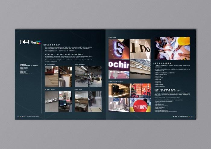 HTHY Group Corporate Brochure Services Description