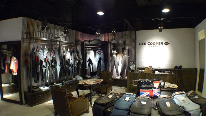 Lee Cooper Hangzhou Xihu Intime Store :: Jeans Zone
