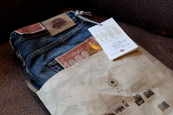 holistic packaging design | Lee Cooper in China :: retailing packaging design for new premium jeans