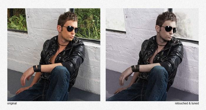 Mangnum London :: image retouching