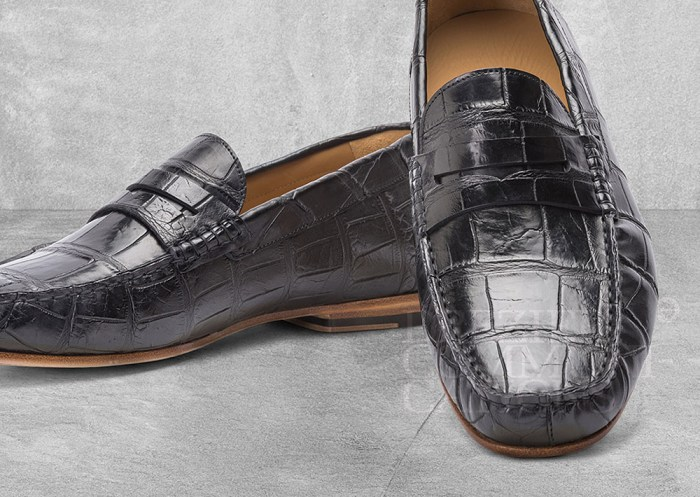 men's loafer shoes pairs brown table top, accessories photography on cement background styling art direction retouched colour management | Garment Merchandising Company in Hong Kong : : Styling and Imaging of Apparel Made in and Imported from Italy Reselling through e-Commerce