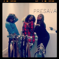 Get The Look Video Shoot at Presava Boutique in Rockville Center, Long Island