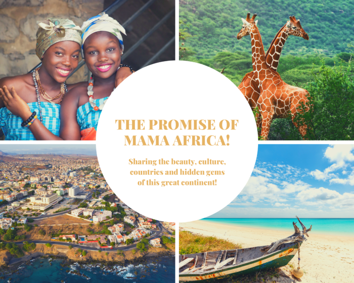 The Promise Of Mama Africa FB Profile pic
