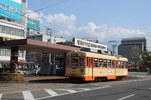 JR松江駅にて 2002