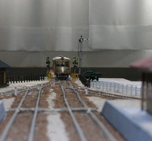 上り列車到着2