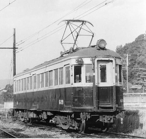 モハ609