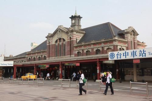 s-13.3.20台中駅舎