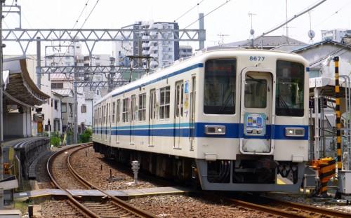 亀戸水神発車5-23