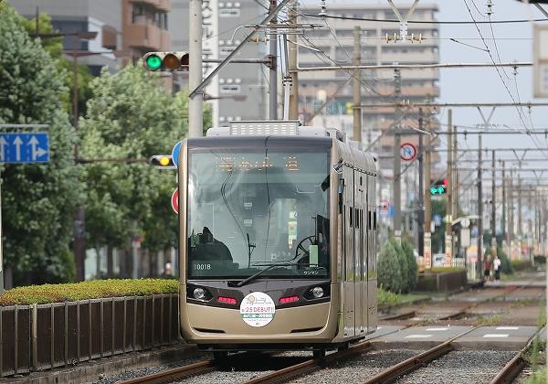 堺トラムDEBUT!/2013.8.31/Posted by/893-2