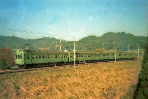 s-1977.11.28高尾山口2600系4連