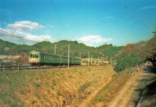 s-1977.11.23高尾山口2600お別れ