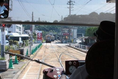 2013-7-17 1001号江波に到着