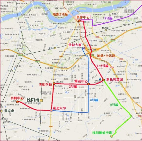 トラム路线図02