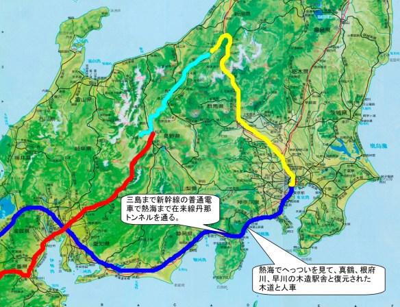ぐるっと鹿渡ルート地図-1w