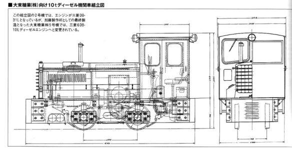 「加藤製作所機関車図鑑」より