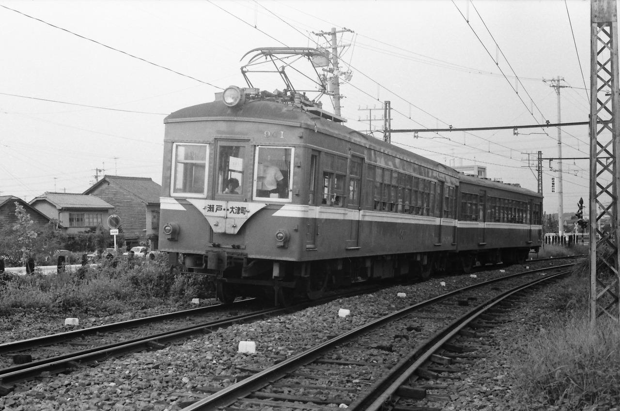 DRFC-OB デジタル青信号知多鉄道910形のちの返り咲きの姿