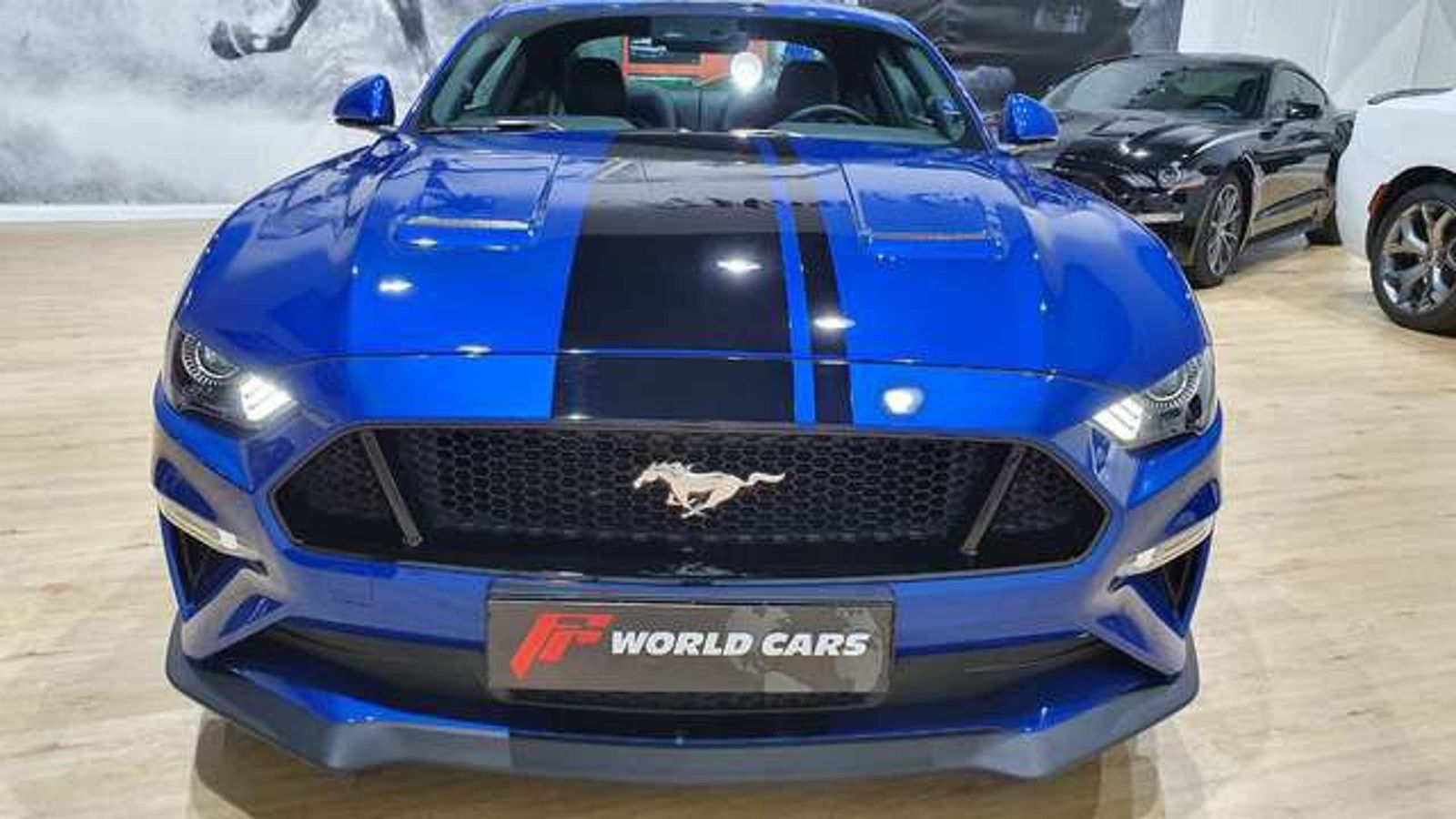 This 4951 cc engine size produces 421 horsepower with 530 nm torque. Ford Mustang Fastback 5 0 Ti Vct V8 Gt 336 Kw Carvago Com