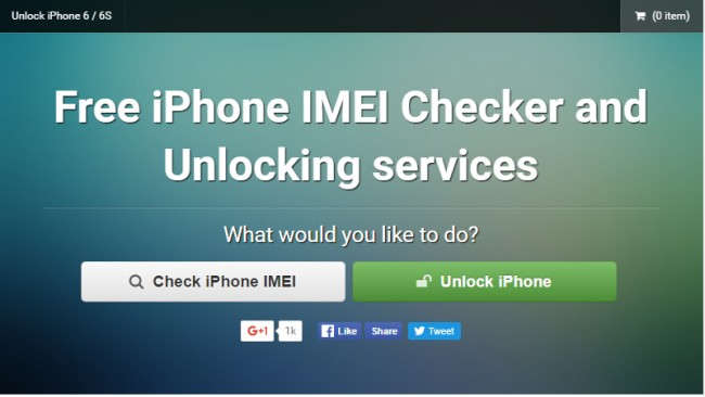 The best free online iPhone IMEI testing services