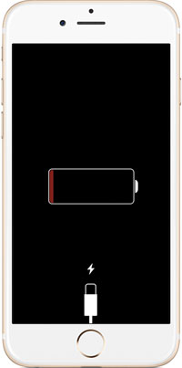 Part 1: iPhone screen frozen: Device can not be turned off