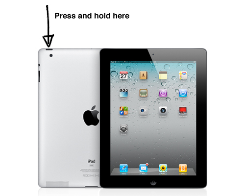Part 1: The first way to force the closing of frozen apps on the iPad or iPhone