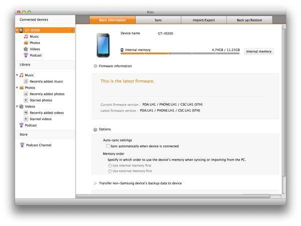 Samsung Kies Download Elke Verise Die Je Nodig Hebt