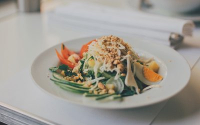 Health Coach Tip – Salad for Breakfast