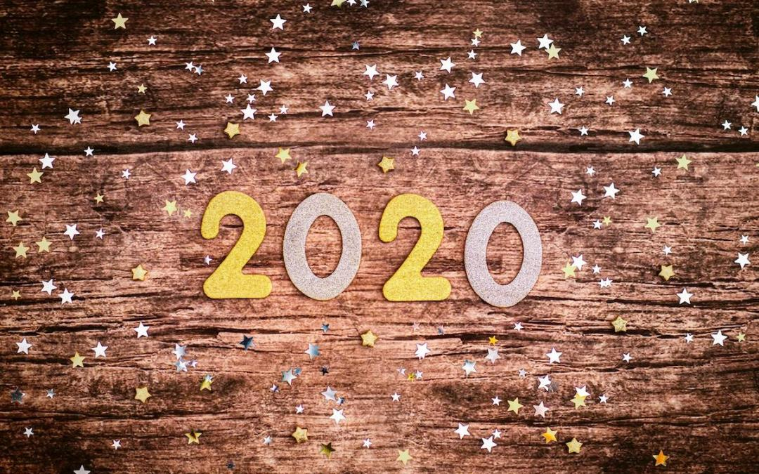 20 New Year's Resolutions for 2020