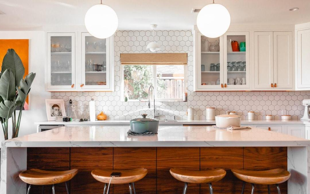 Health Coach Tip – Kitchen Makeover