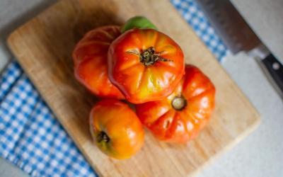 Health Coach Tip – Summery Tomato Gazpacho