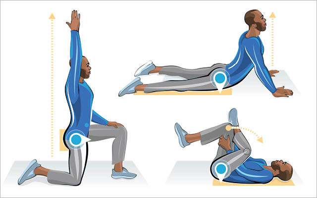 Exercises for hip health