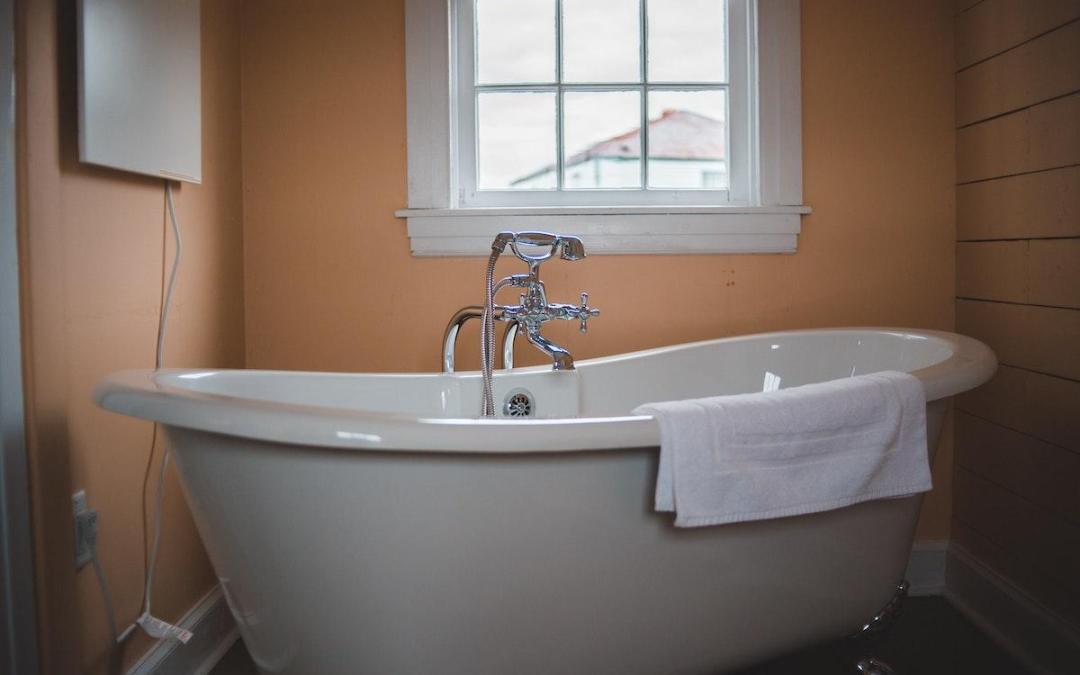 Health Coach Tip – Take a Bath