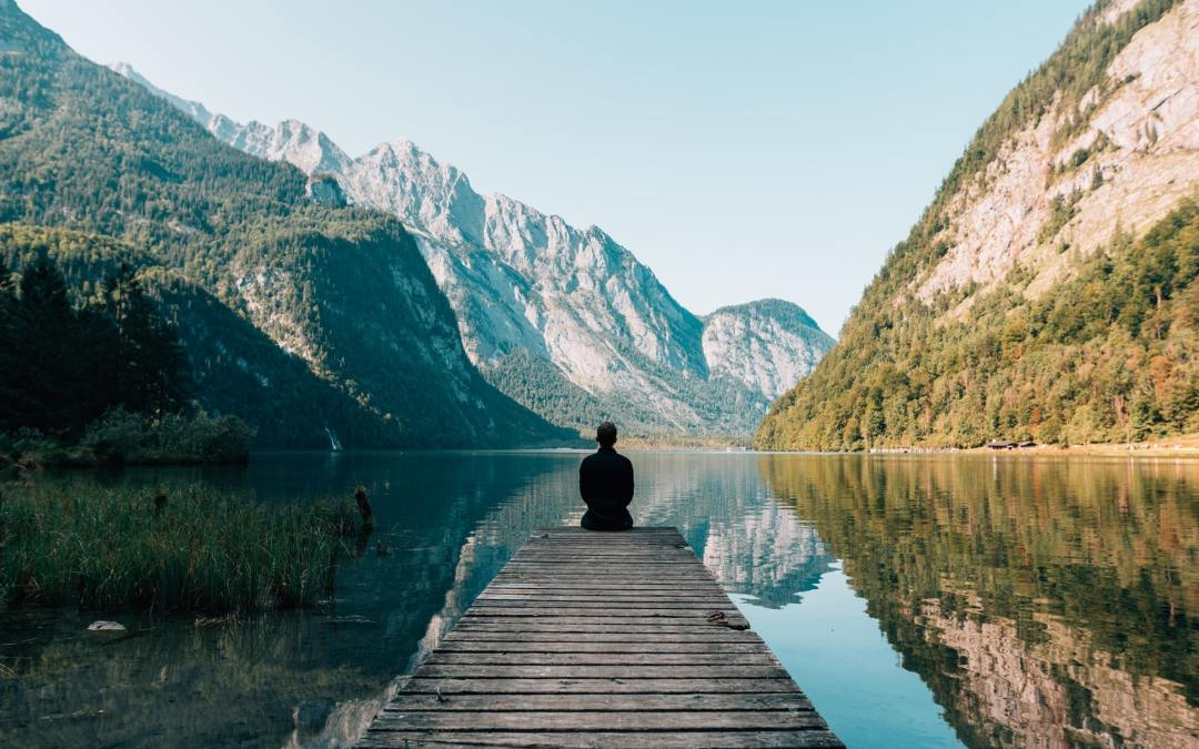 How Meditation Brings Calm in The Face of Change
