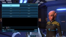 Star Trek Online has an excellent character creator. You can be as bog-standard as you like, or create your own alien species.