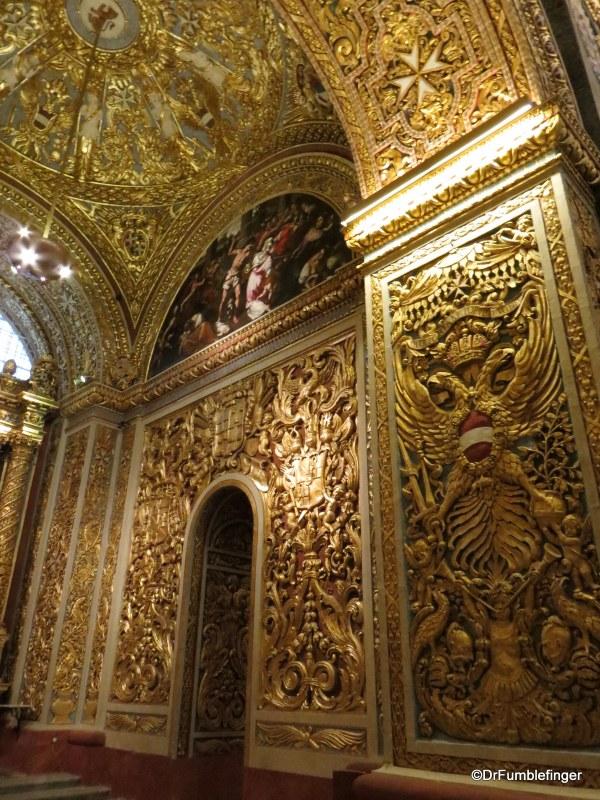 Visit Beautiful St. John -cathedral Valetta