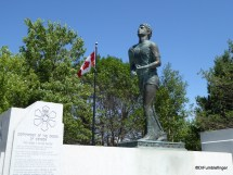 Pic Of Week December 29 2017 Terry Fox Monument