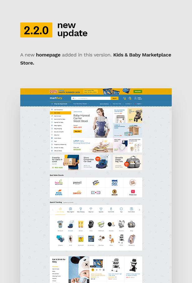 Martfury - WooCommerce Marketplace WordPress Theme - 7