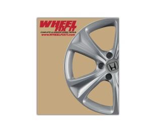 drgli wfi honda wheel wall design print work