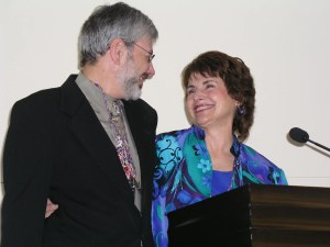 ACEP Co-Founders Drs. David Gruder and Dorothea Hover-Kramer Speaking in Singapore in 2004