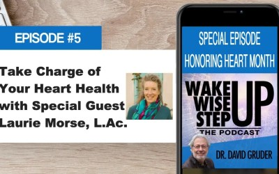 Episode 5: Take Charge of Your Relationship with Your Heart