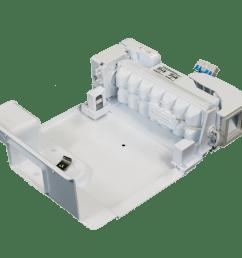 lg refrigerator ice maker auger motor ebs61443384 [ 1611 x 1075 Pixel ]