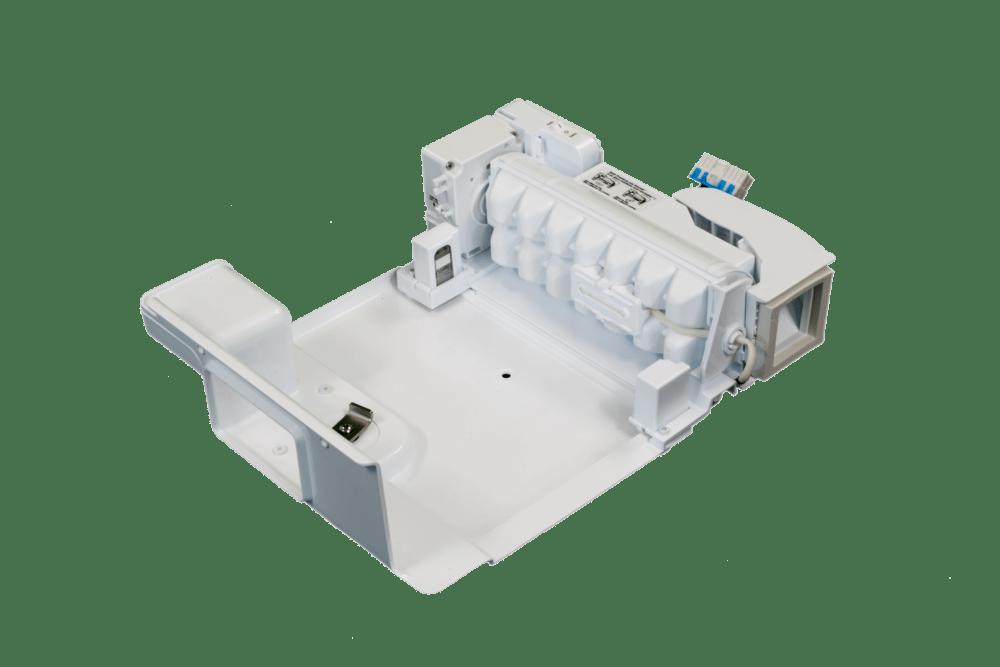 medium resolution of lg refrigerator ice maker auger motor ebs61443384