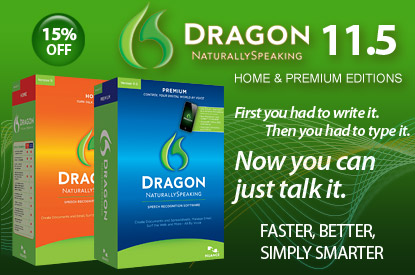 Nuance Product Launch UK - Introducing NEW Dragon NaturallySpeaking 11.5