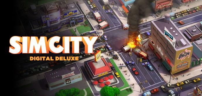 Bêta de Sim City