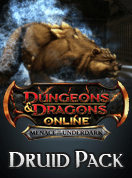 Dungeons & Dragons Online™: Druid Pack - Digital Download