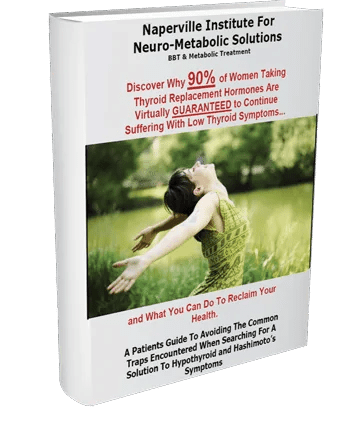 Book for Women Suffering With Low Thyroid Symptoms - Naperville Institute