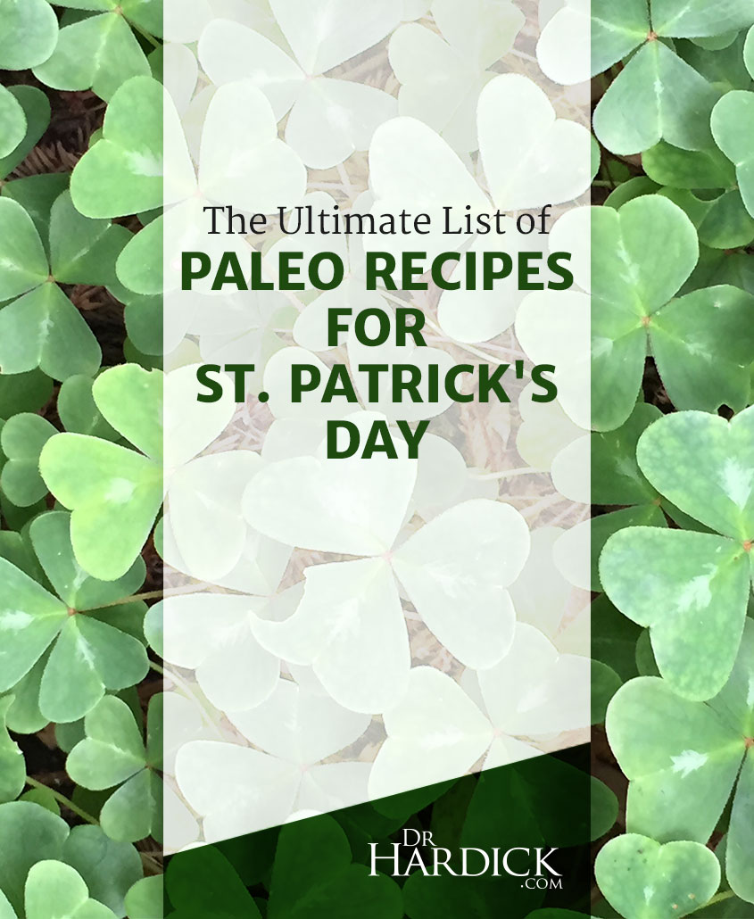 The Ultimate List of Paleo Recipes for St. Patrick's Day