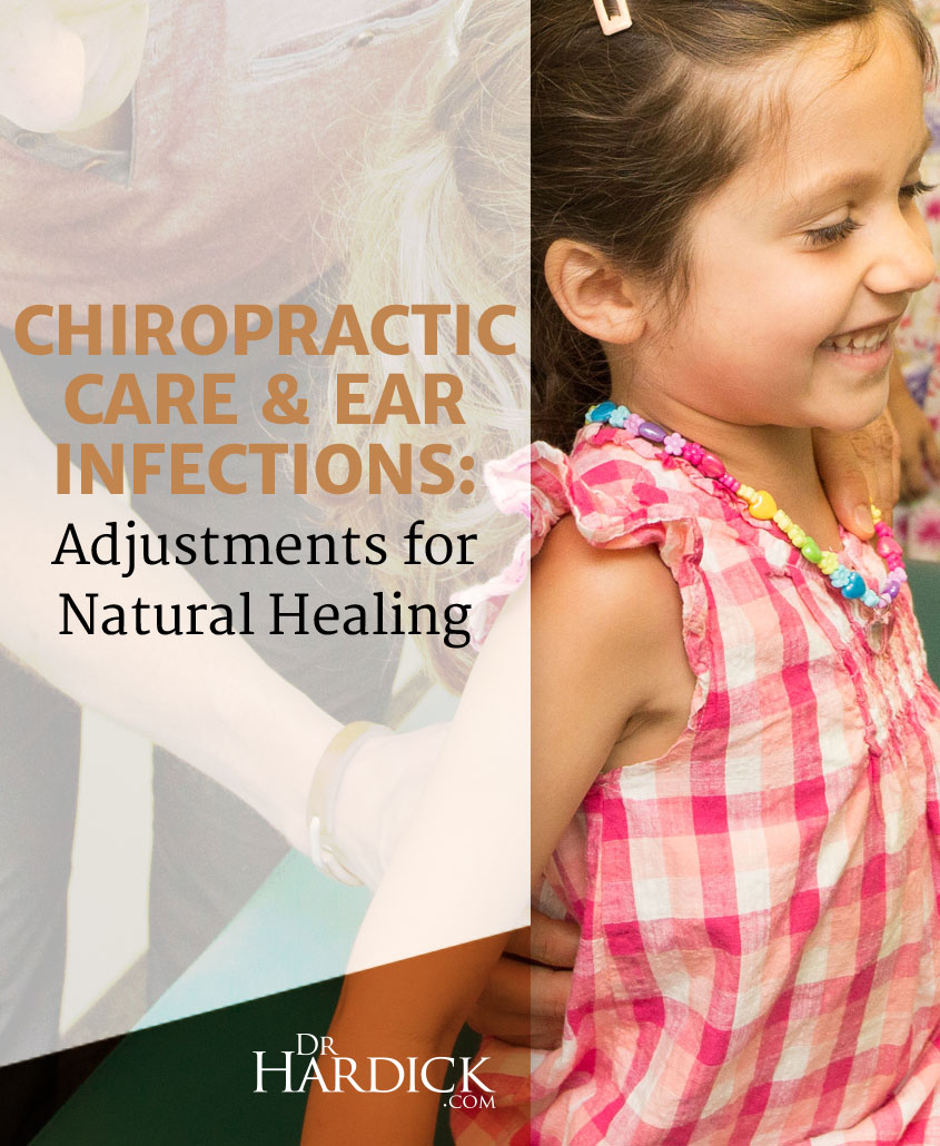 Ear Infections and Chiropractic Care for Natural Healing