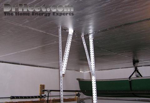 Garage Ceiling Insulation Board