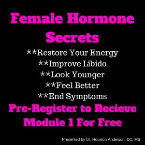 Hormone Balancing PMS Symptoms