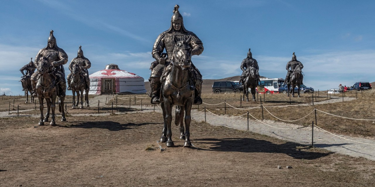 Mongolia: Fishing for the Elusive Taimen!